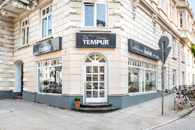 TEMPUR Store Hamburg